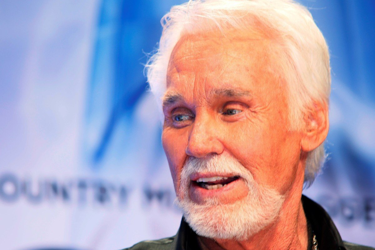 Us Country Music And Tv Star Kenny Rogers Dies Aged 81 South China Morning Post