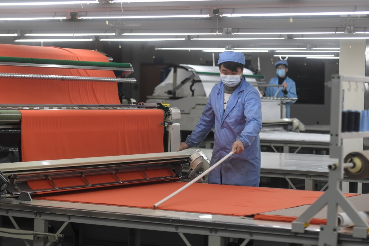 The drop in China's industrial profits was larger than the 37.3 per cent contraction in the first two months of 2009 amid the global financial crisis, at a time when China had just rolled out its 4 trillion yuan (US$56 billion) stimulus package. Photo: Xinhua