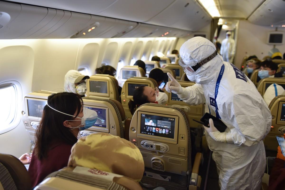 Правила авиапутешествия в разгар пандемии коронавируса