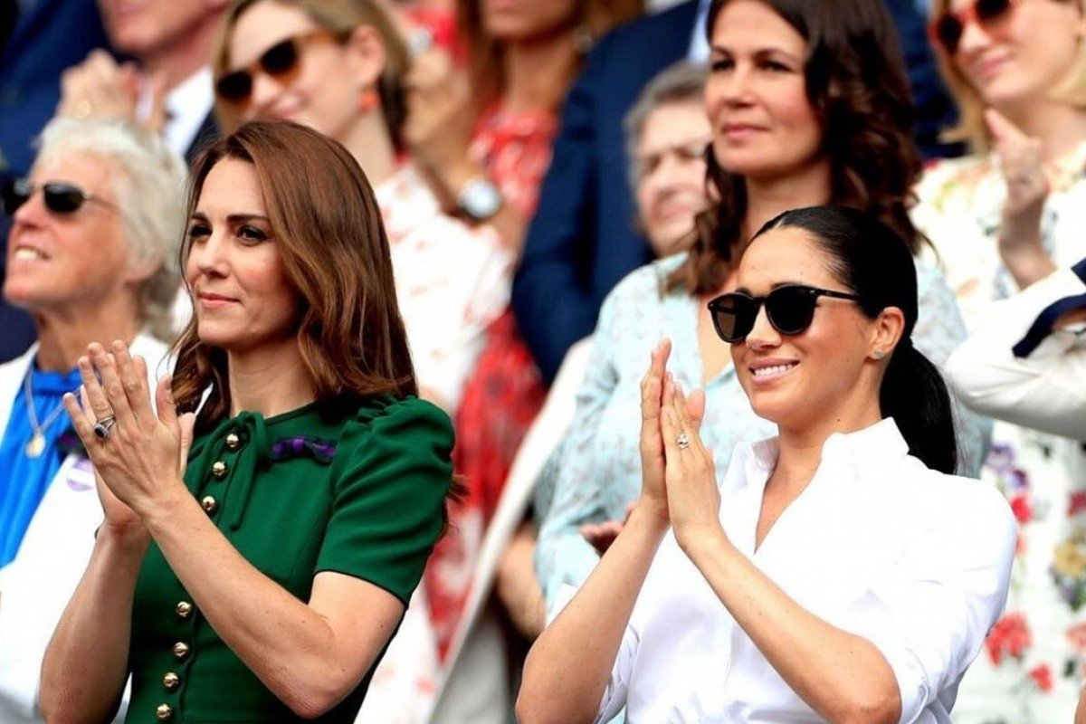 how did kate middleton not meghan markle end up with princess diana s engagement ring south china morning post how did kate middleton not meghan