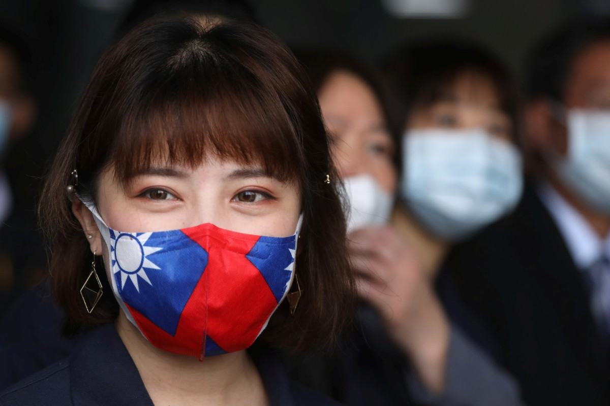 Taiwan has promised to donate 10 million face masks to badly hit countries. Photo: Reuters
