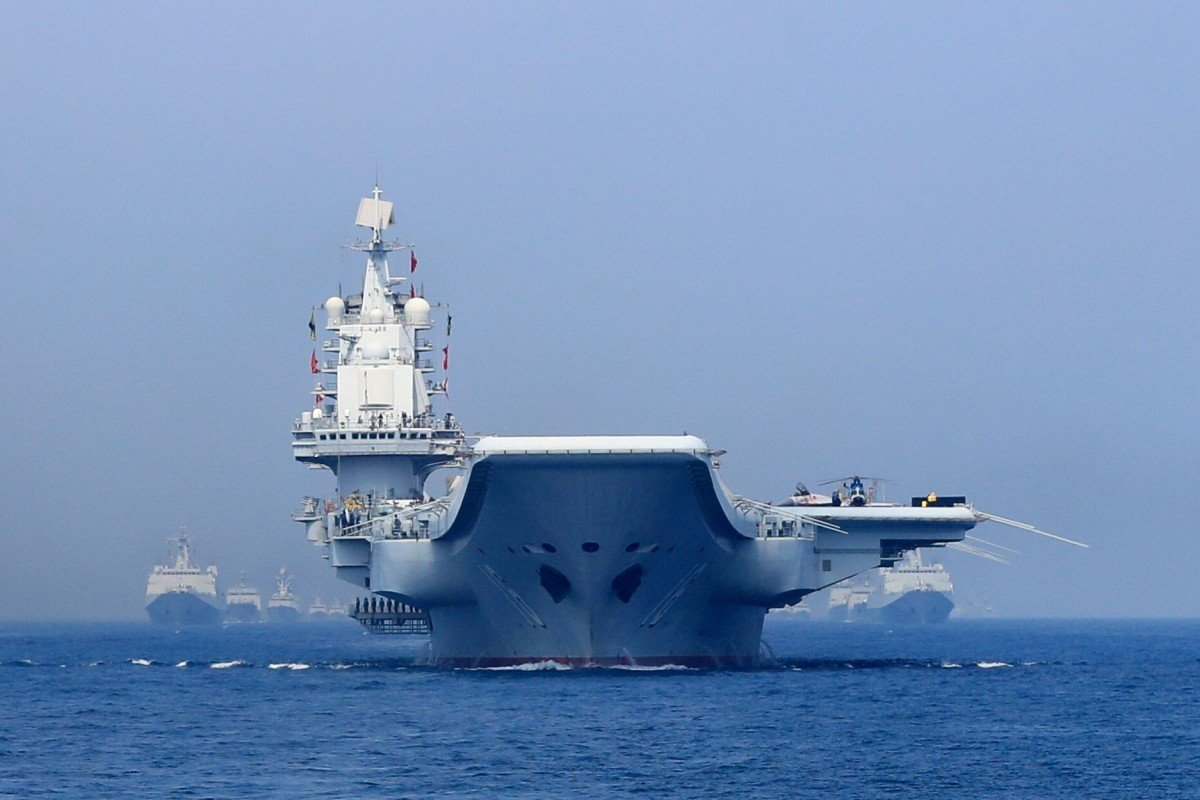 China's Liaoning, seen here in a file image, is the only aircraft carrier currently active in the Asia-Pacific region. Photo: Reuters