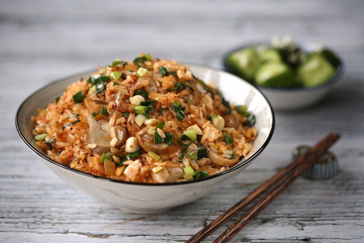 Kimchi Fried Rice And Kimchi Noodles Two Easy Ways To Use Up Leftovers South China Morning Post