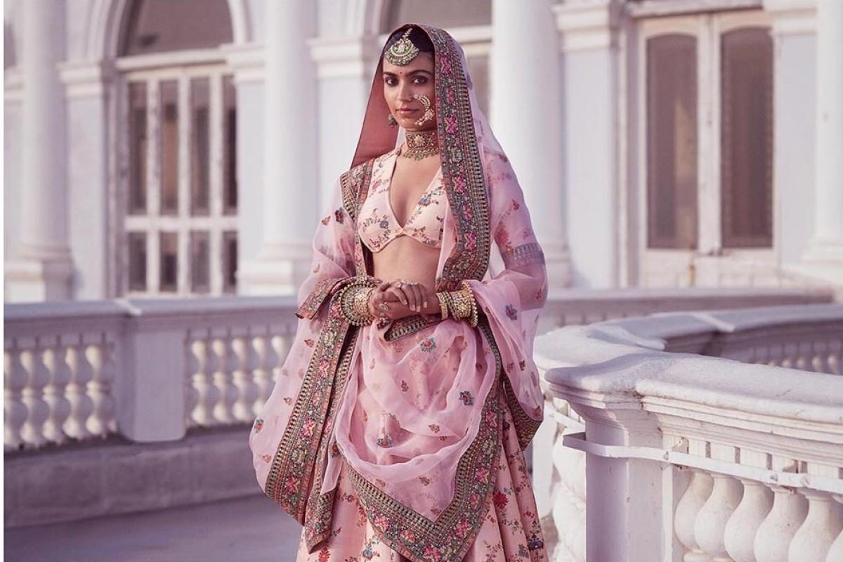He Dresses Kim Kardashian Priyanka Chopra Billionaires And Bollywood Actresses Who Is Sabyasachi Mukherjee India S A List Bridal Designer South China Morning Post