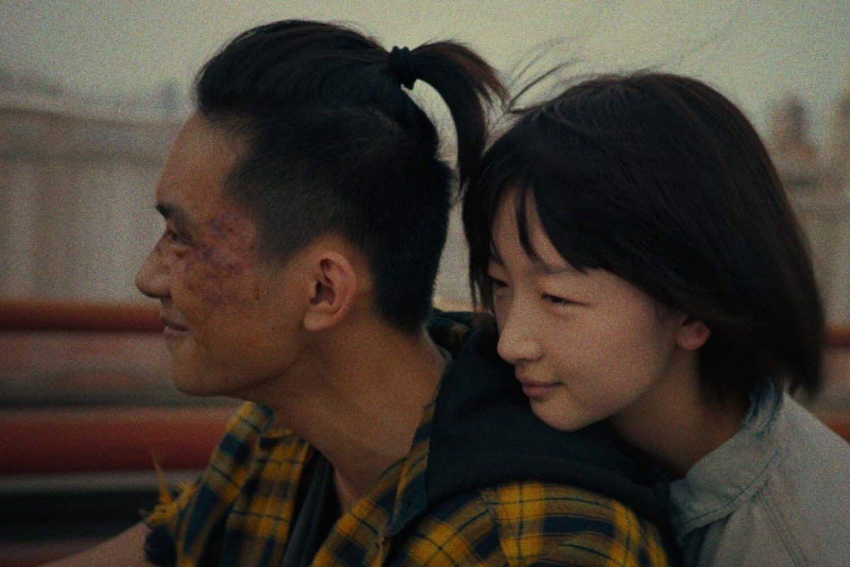 Jackson Yee, who won best new performer in the 39th Hong Kong Film Awards, and Zhou Dongyu, who won best actress, in a still from Better Days. Derek Tsang's poignant film about school bullying in China also won best picture, best director, best screenplay and three other awards.