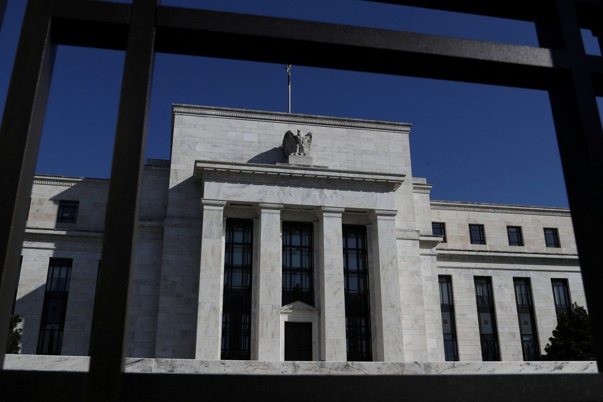 The US Federal Reserve pledged last week to continue its historically aggressive policy stance of near-zero interest rates until the US economy is back on its feet. Photo: Reuters