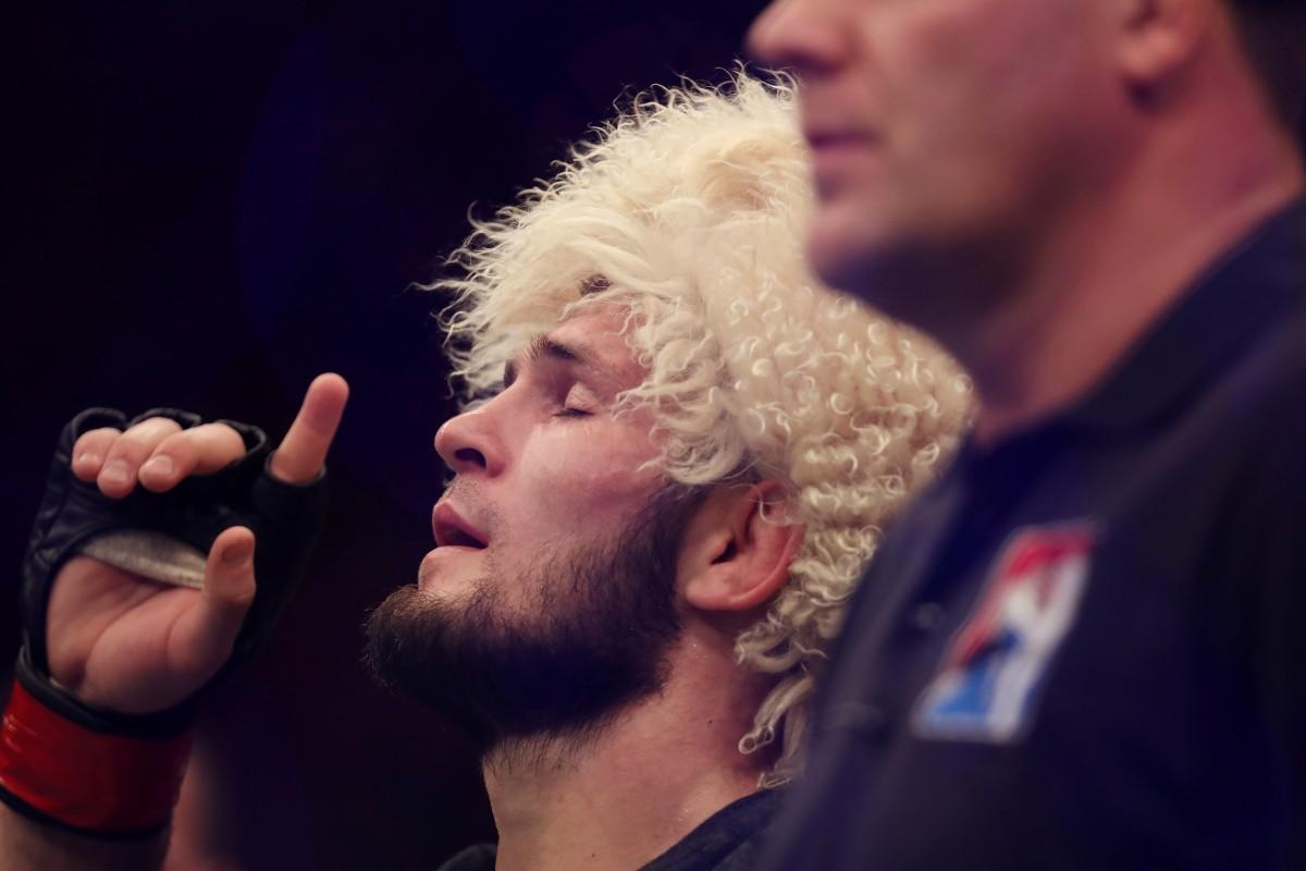 How Ramadan impacts UFC champion Khabib Nurmagomedov's training – 'it's  like cutting weight' | South China Morning Post