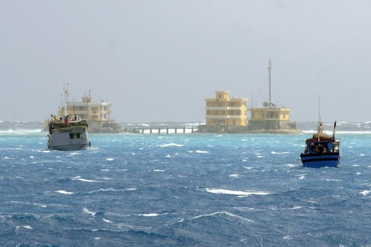 In Southeast Asia, Vietnam, Malaysia, Brunei and the Philippines have claims to the South China Sea. File photo: Reuters