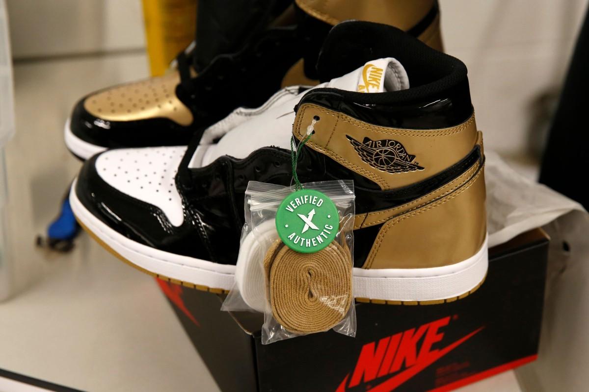 Air Jordan memorabilia soars in value
