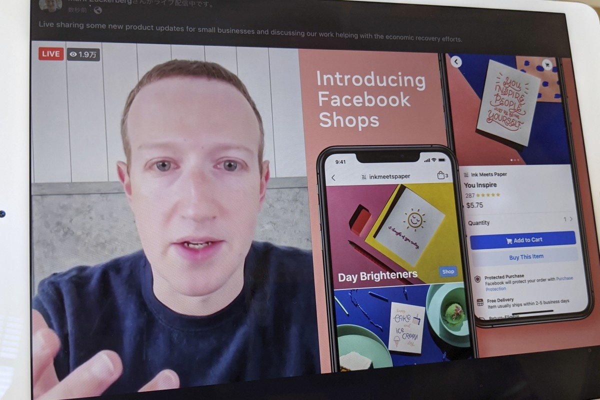 Facebook to launch new shopping feature across apps including ...