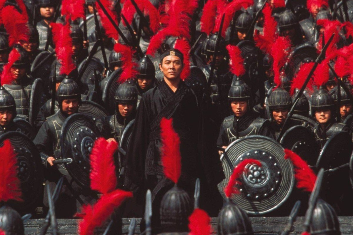 How Jet Li S Nameless Hero Encapsulates Zhang Yimou S Political Philosophy In Classic Martial Arts Film From 2002 South China Morning Post