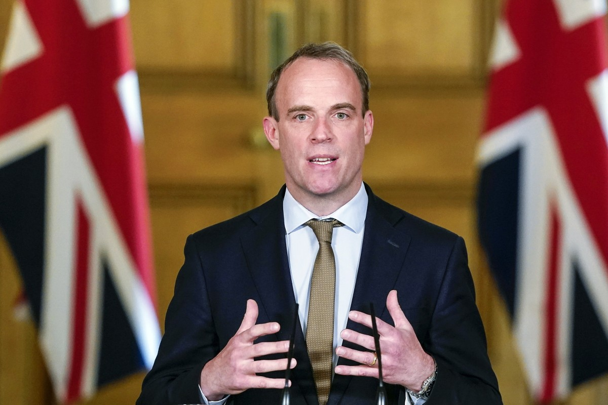 Britain lobbies Five Eyes allies to 'share burden' of possible ...