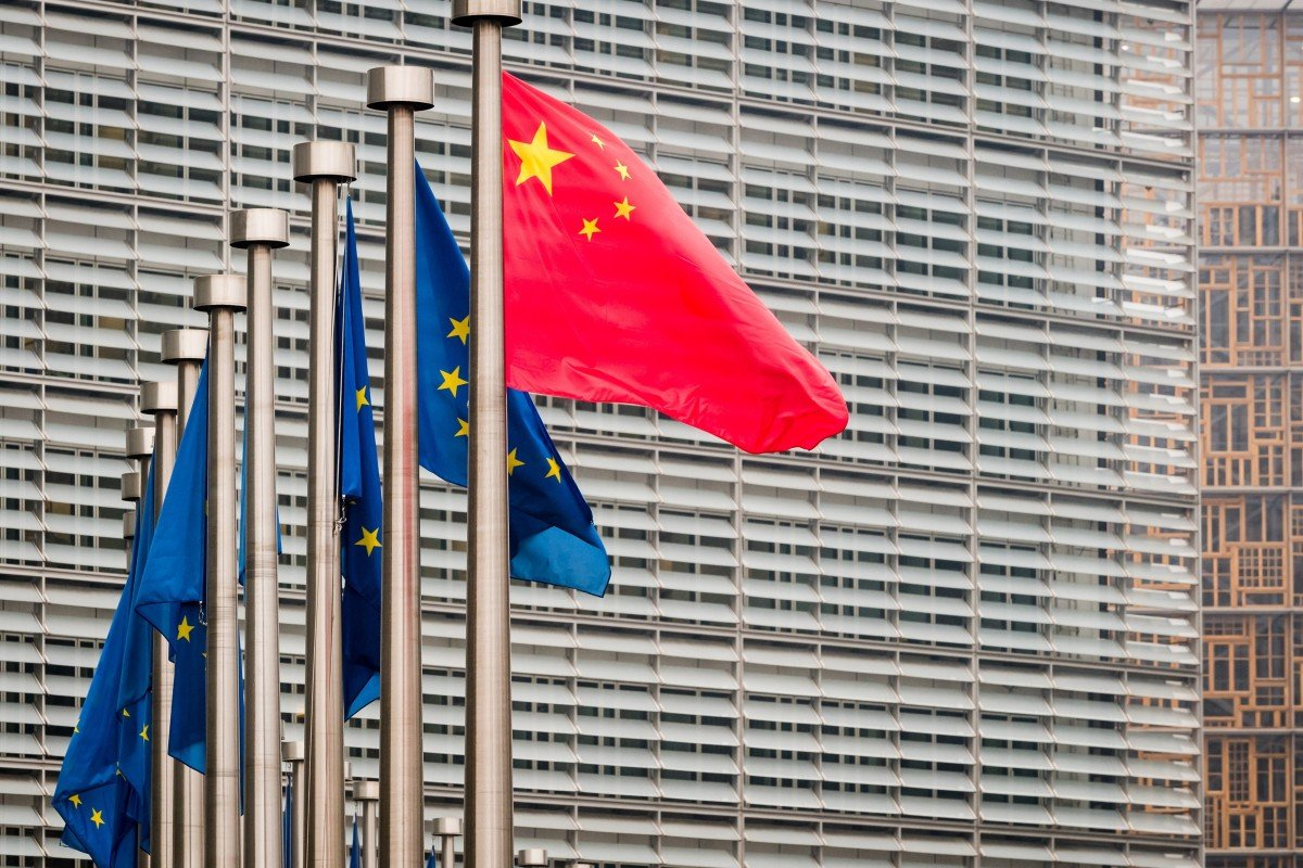 Beijing had hoped its summit with Europe in September would boost relations, but it has been postponed because of the coronavirus. Photo: Bloomberg