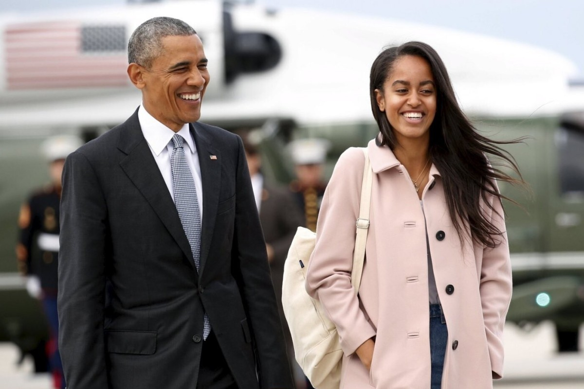 Malia Obama: activist, globe-trotter, gossip topic – 5 things to know about  Barack and Michelle Obama's eldest daughter | South China Morning Post