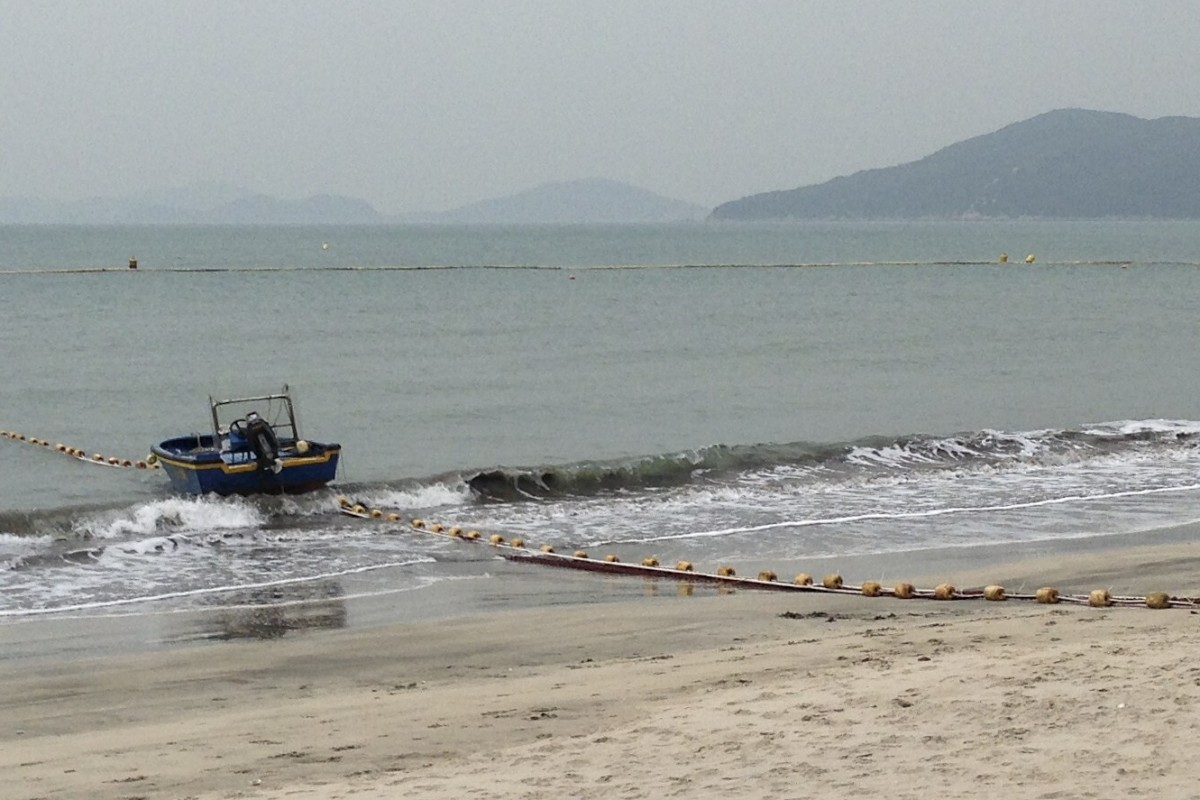 Lower Cheung Sha Beach on Lantau Island. Photo: SCMP Pictures