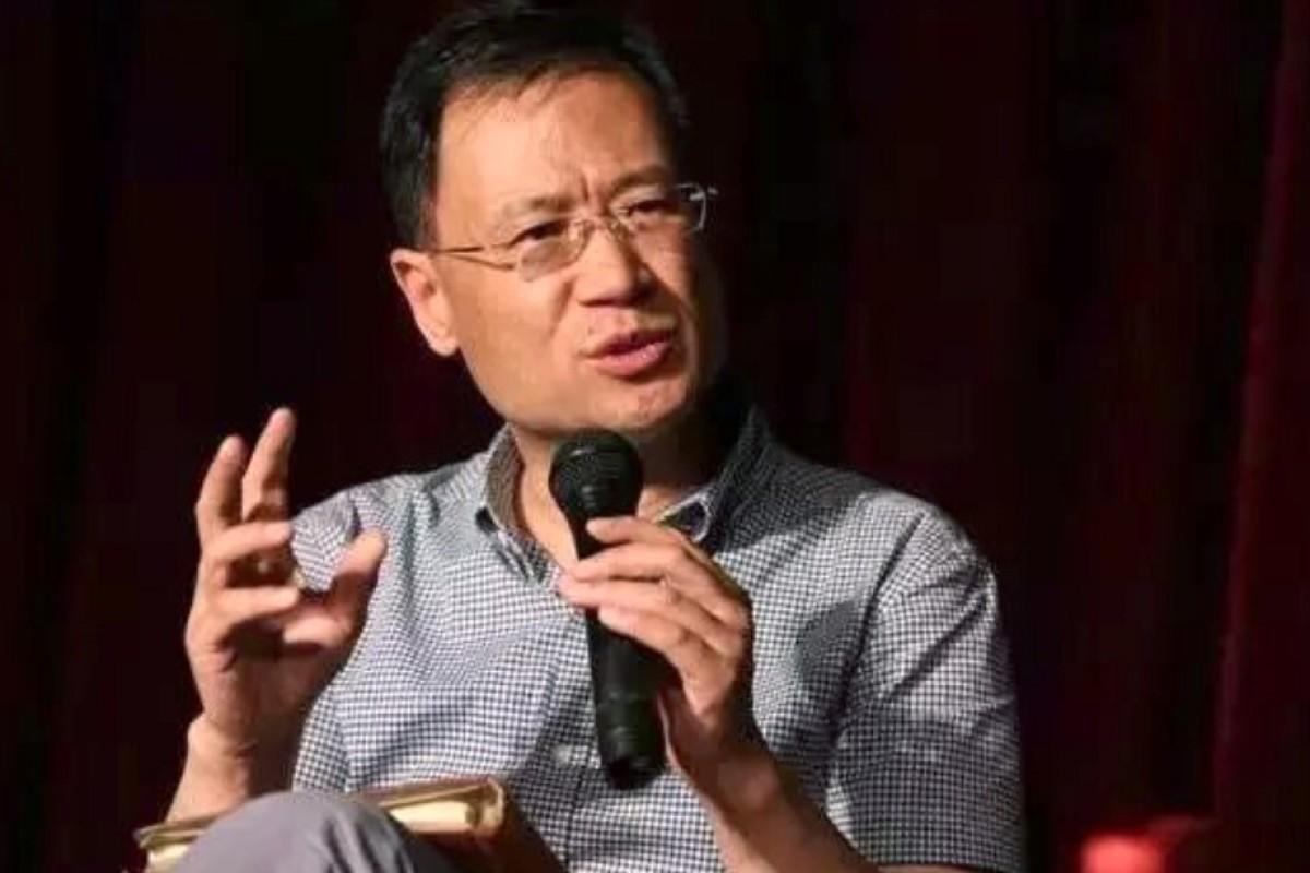 Friends report that law professor Xu Zhangrun has been taken from his home in Beijing after being under close watch by authorities. Photo: Sohu