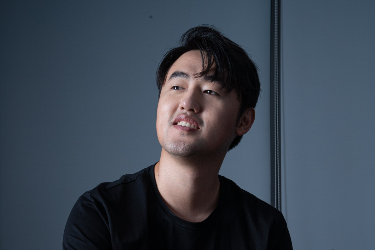Michael Wu, founder and CEO of cryptocurrency finance firm Amber Group. Photo: Handout
