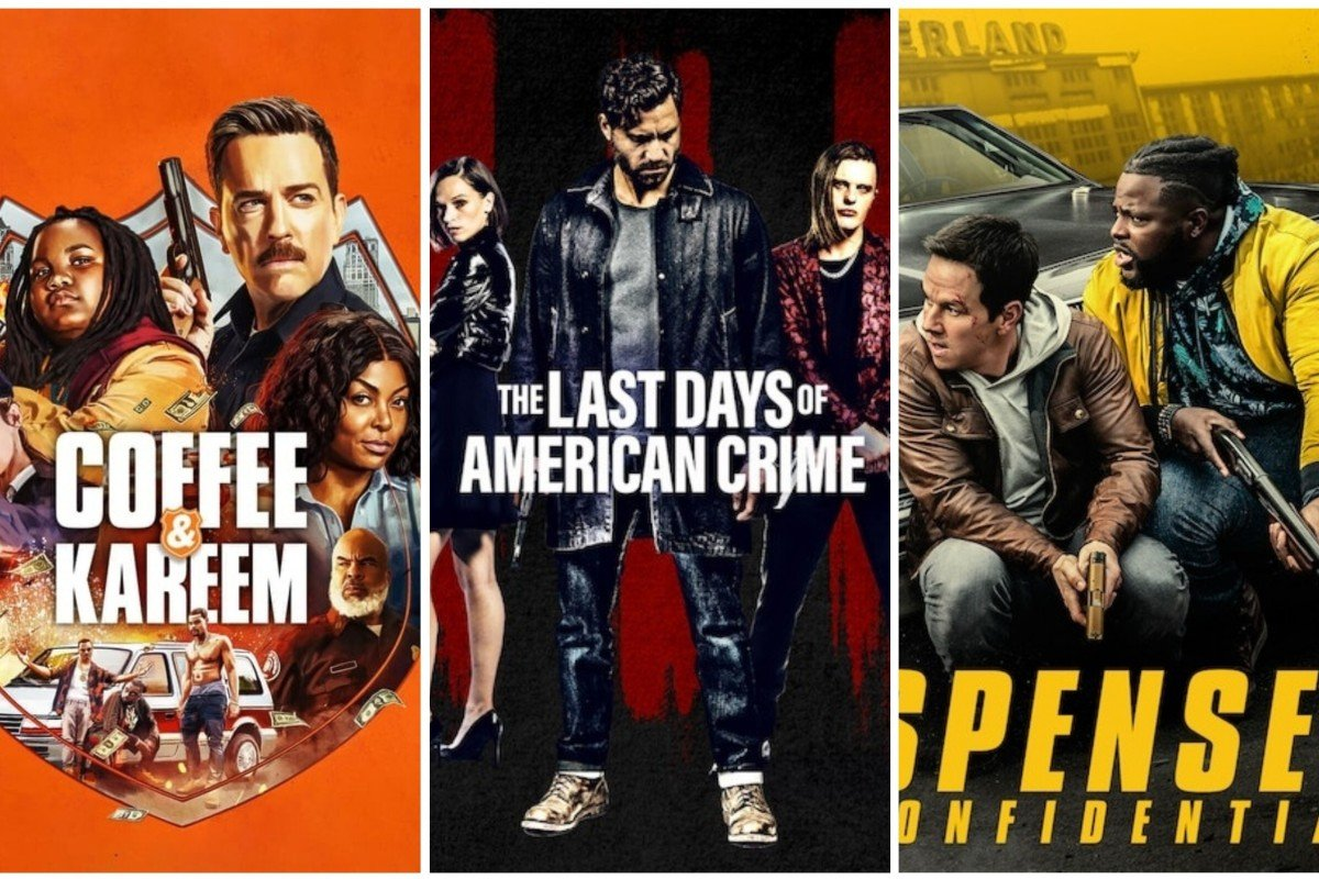 Coffee Kareem To Spenser Confidential The 13 Most Watched Movies On Netflix This Year Plus What The Critics Said South China Morning Post