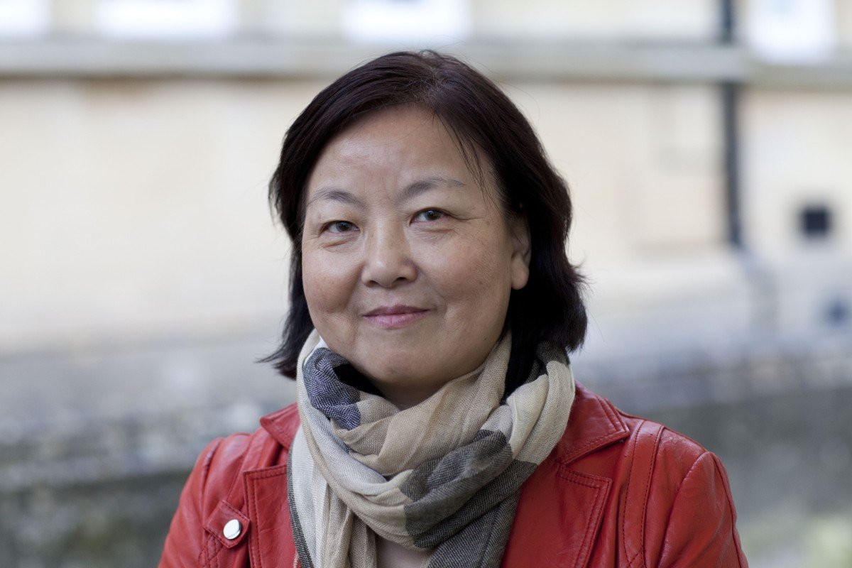 Chinese novelist Fang Fang. Photo: Getty Images