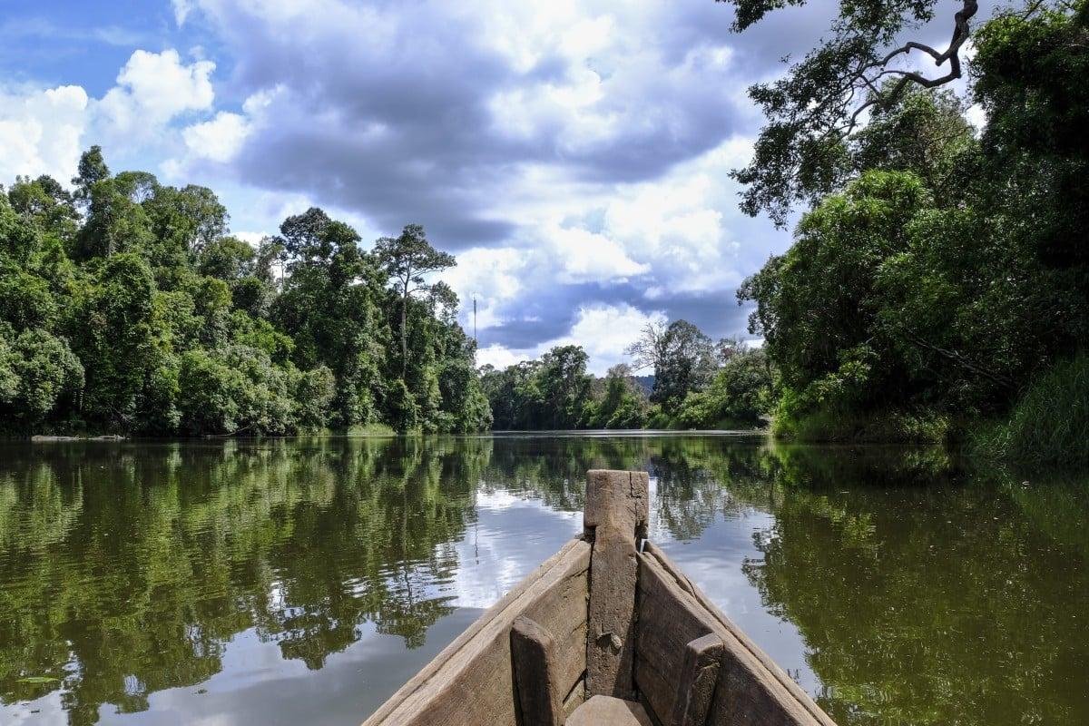 亚伦河(Areng River)是柬埔寨暹罗省亚伦河谷(Areng Valley)中难以捉摸的暹罗鳄的最后居所之一。 山谷曾经是水力发电大坝的目标地点,如今已成为生态旅游的热点。 照片:彼得·福特