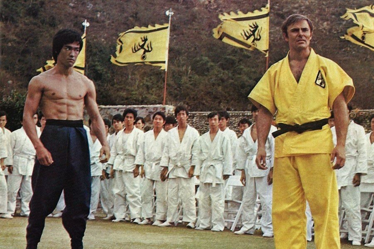 John Saxon, friend and student of Bruce Lee, and co-star in 'Enter the  Dragon' dies at 83 | South China Morning Post