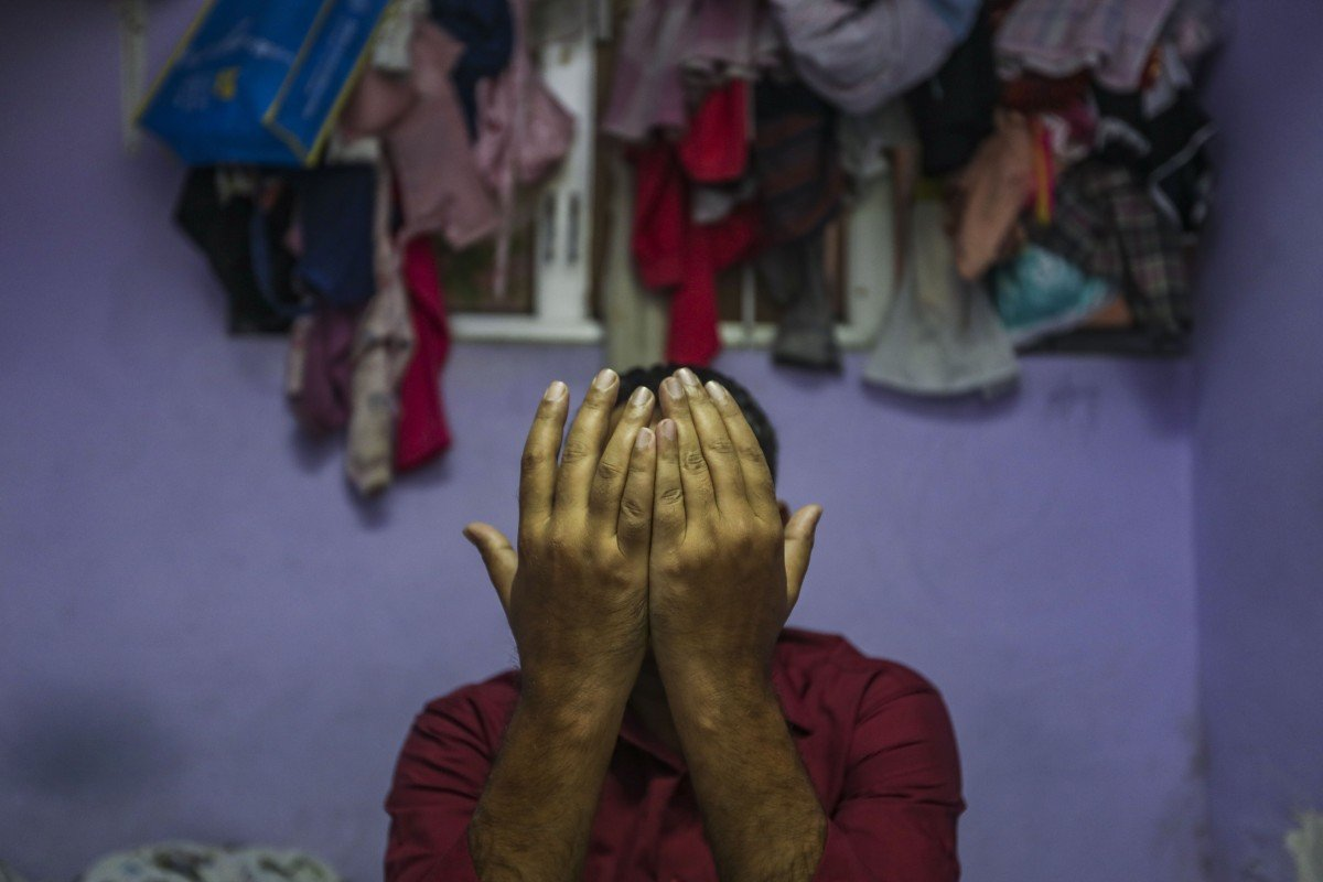 Survivors of human trafficking in Hong Kong are struggling amid the Covid-19 pandemic, with a sharp increase in anxiety, insomnia and suicidal tendencies as their cases are delayed. Photo: Xiaomei Chen