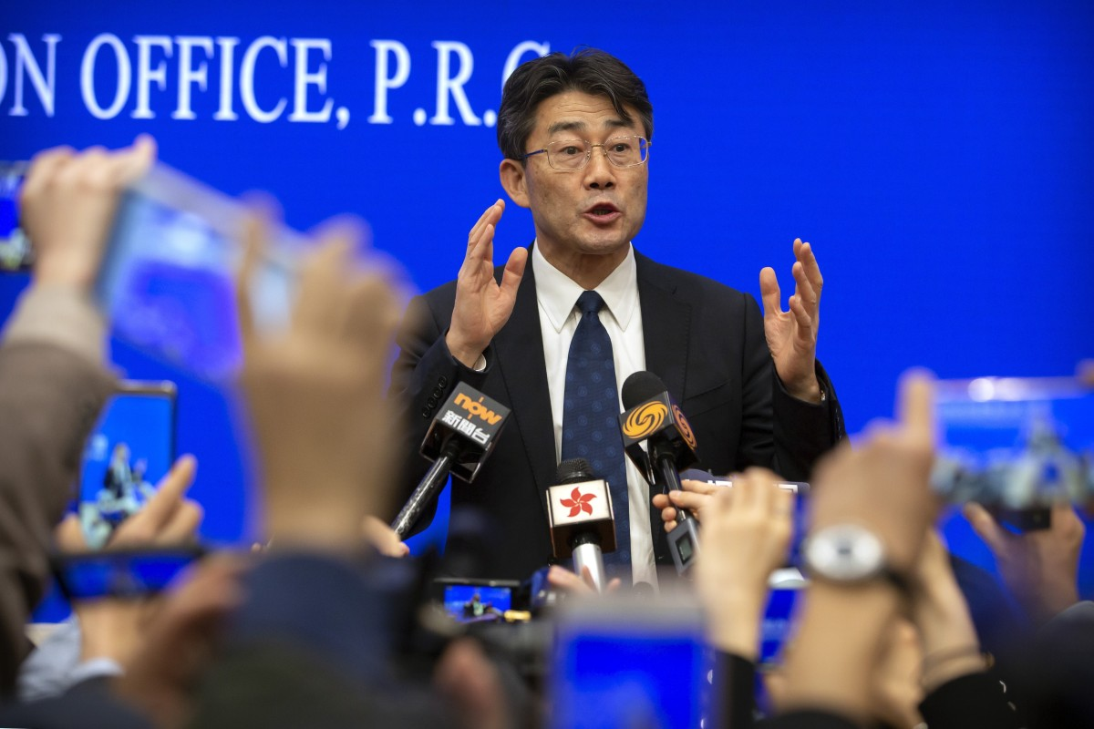 Chinese CDC chief Gao Fu says he has taken a dose of an experimental vaccine. Photo: AP