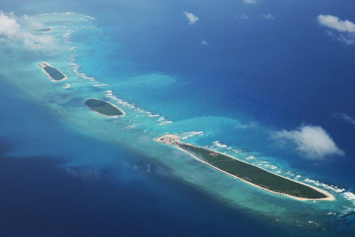 Beijing's redefined navigational area encompasses parts of the Paracel Islands in the South China Sea. Photo: AFP