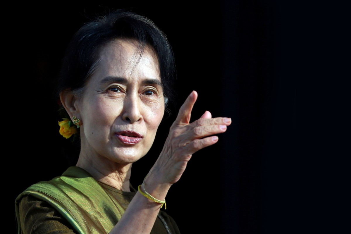 Myanmar Conflict, The Rise And Fall Of Democracy