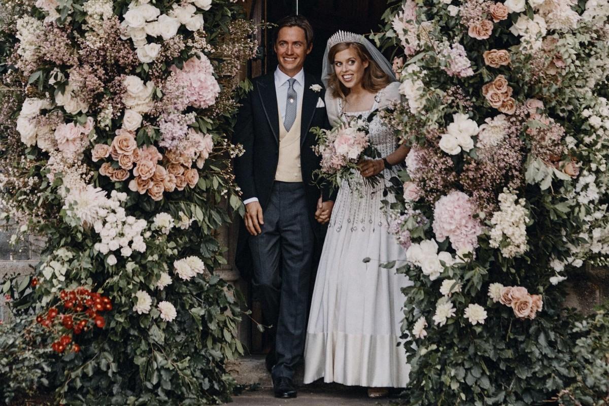 Vintage wedding dresses in demand after Princess Beatrice's 18 ...