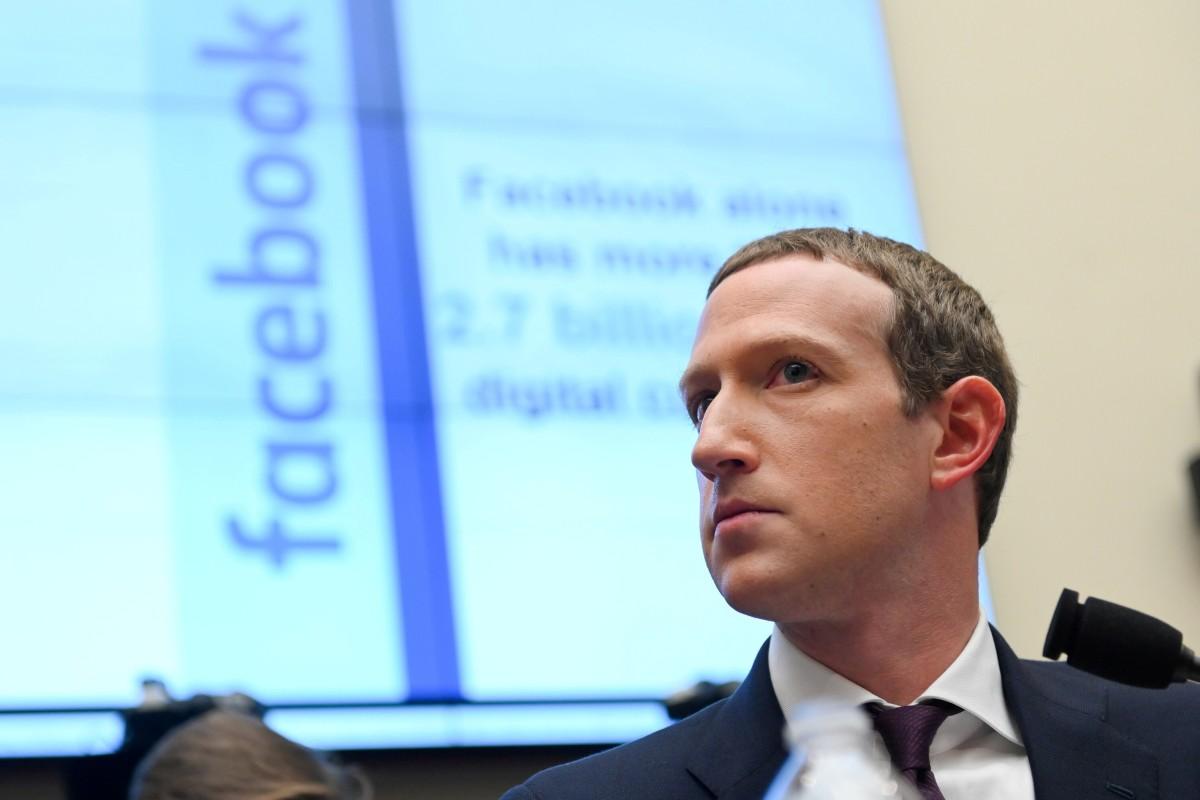 Mark Zuckerberg tells Facebook employees he is 'really worried ...