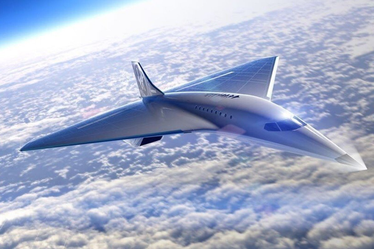 New York to London in 2 hours? Supersonic planes will change travel forever  – but after the US president gets a hypersonic Air Force One, who else can  afford it? | South