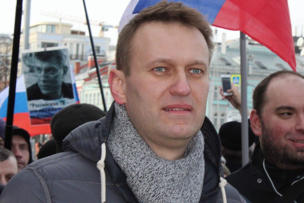 Russian Doctors Say No Sign Alexei Navalny Poisoned Refuse Evacuation South China Morning Post