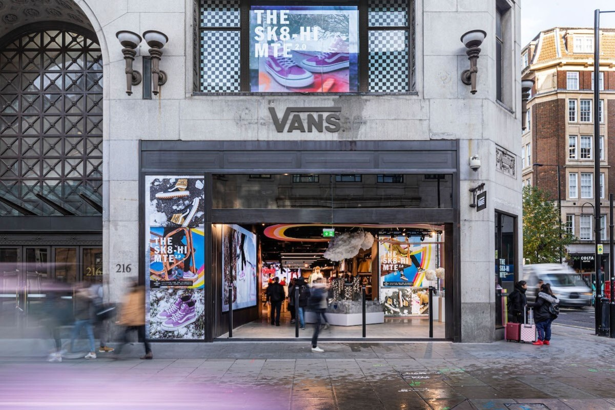Vans owner as VF Corp