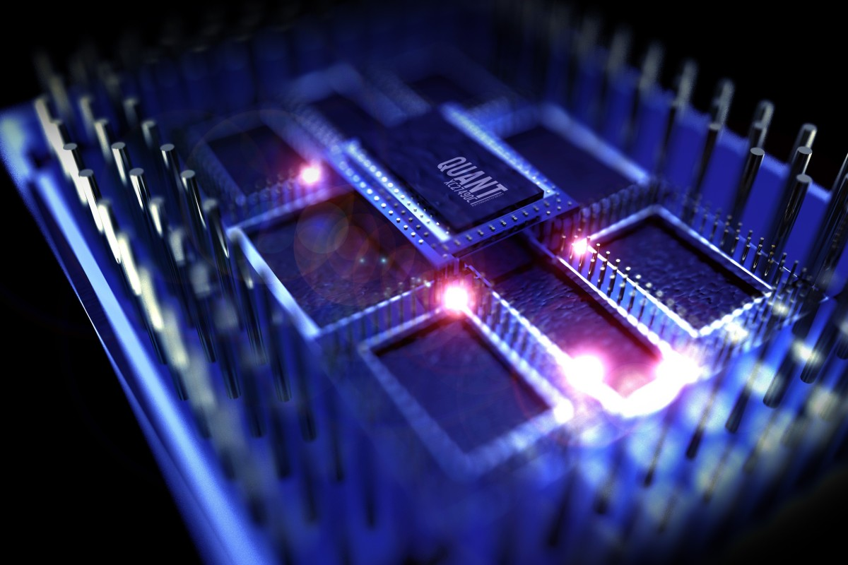 China's technological advances in quantum computing and AI are making it a strong competitor to the military technology of the United States. Photo: Shutterstock