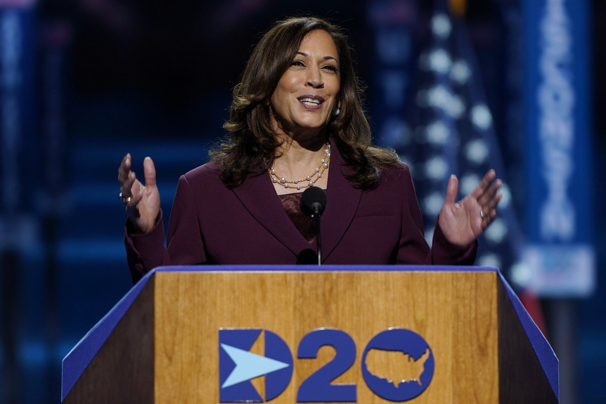 What S In A Name For Kamala Harris Maybe An Edge With Some Asian American Voters South China Morning Post