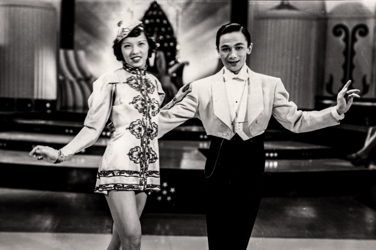 "Paul Wing and Dorothy Toy were well known as a tap dance couple in their heyday, when they were regarded as the ""Chinese Fred Astaire and Ginger Rogers"" – except Toy was Japanese. Photo: Dorlie Fong"