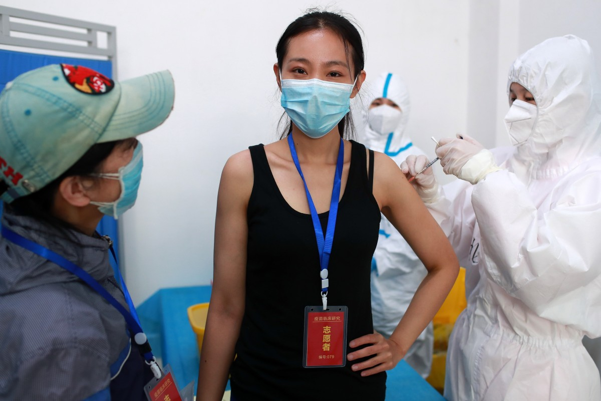 Chinese drug firms are racing to get their vaccines on the market. Photo: Zuma/DPA