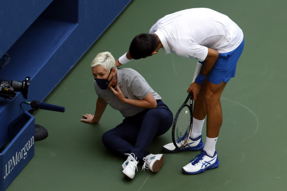 Novak Djokovic Fans Court Their Own Notoriety In Vile Abuse Of Blameless Line Judge South China Morning Post