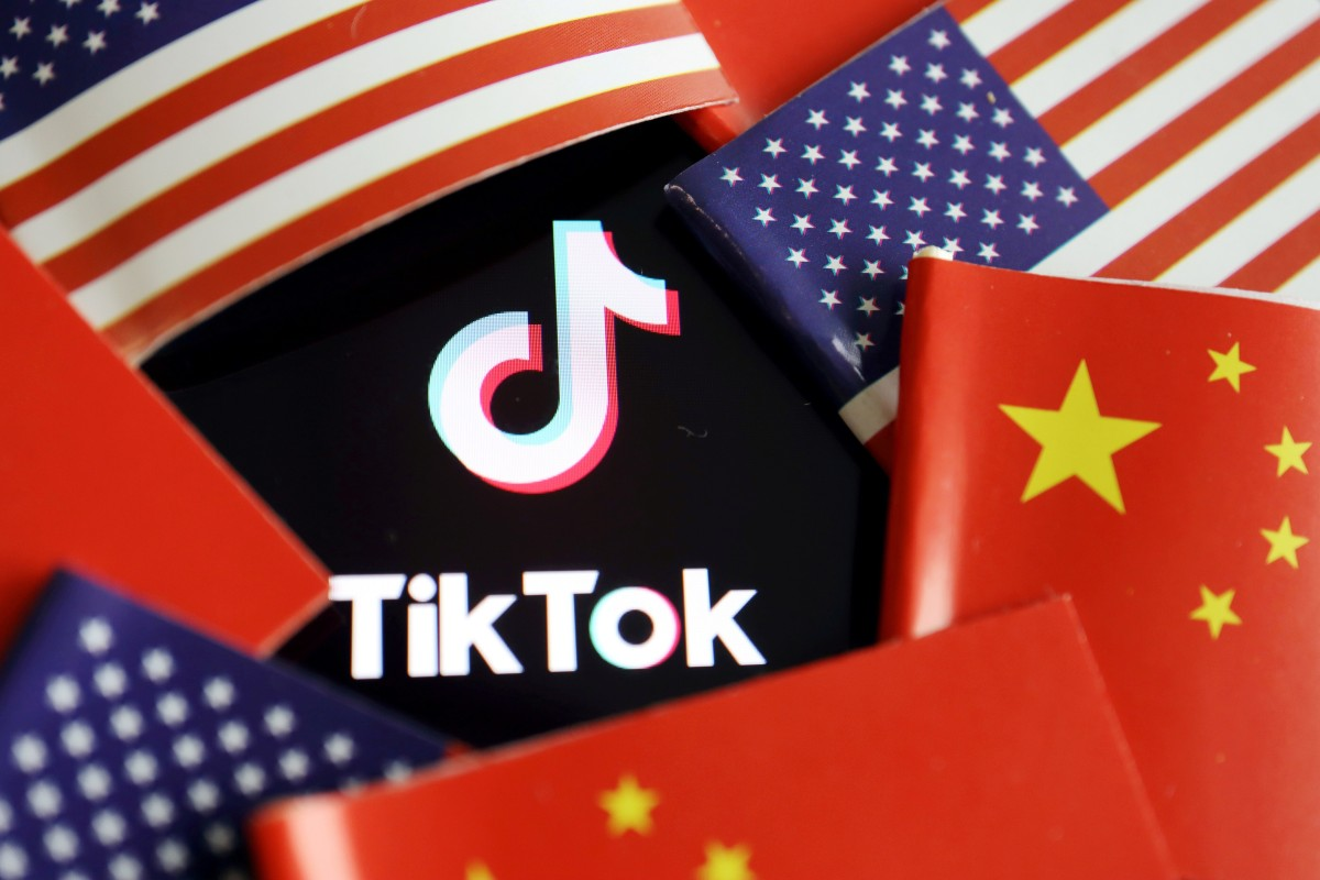 US President Donald Trump has given ByteDance until Tuesday to sell TikTok's US operations. Photo: Reuters