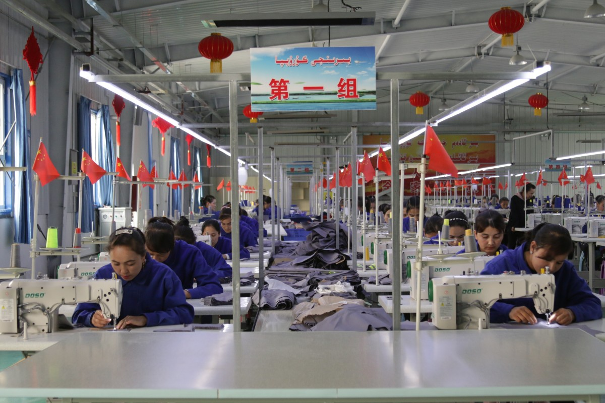 The US has issued new restrictions on the import of products from Xinjiang, citing the alleged use of forced labour. Photo: Shutterstock