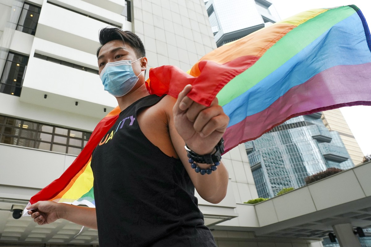 Bittersweet day for Hong Kong LGBT community as court rules in favour of  inheritance rights between gay couple, but rejects foreign same-sex  marriage bid | South China Morning Post