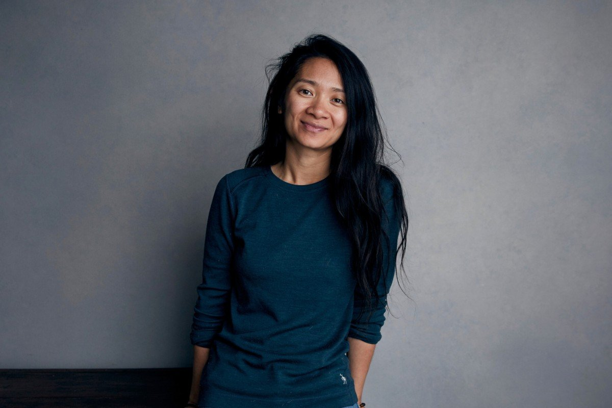 About Chloé Zhao, China-born director of Nomadland – an Oscars hope after  Venice win – who's directing Marvel's Eternals with Angelina Jolie and  Salma Hayek   South China Morning Post