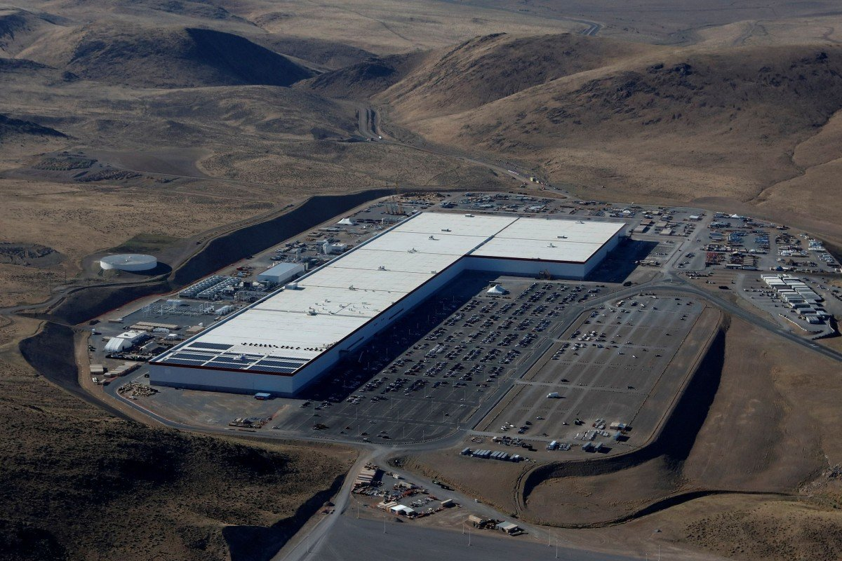 Tesla S Nevada Plan To Produce Lithium From Clay Faces Stark Obstacles On Path To Production South China Morning Post