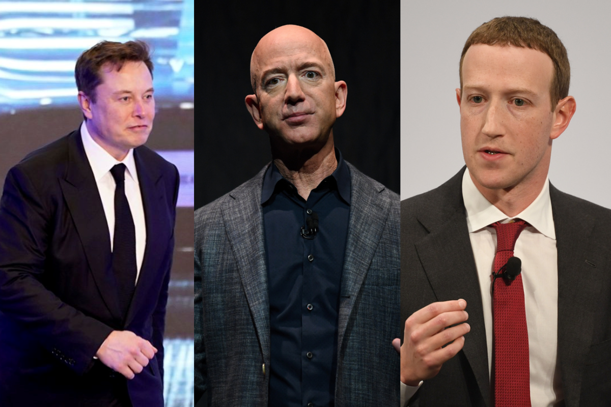 bill gates elon musk mark zuckerberg and jeff bezos top the world s 12 richest tech billionaires list worth a collective us 990 billion south china morning post bill gates elon musk mark zuckerberg