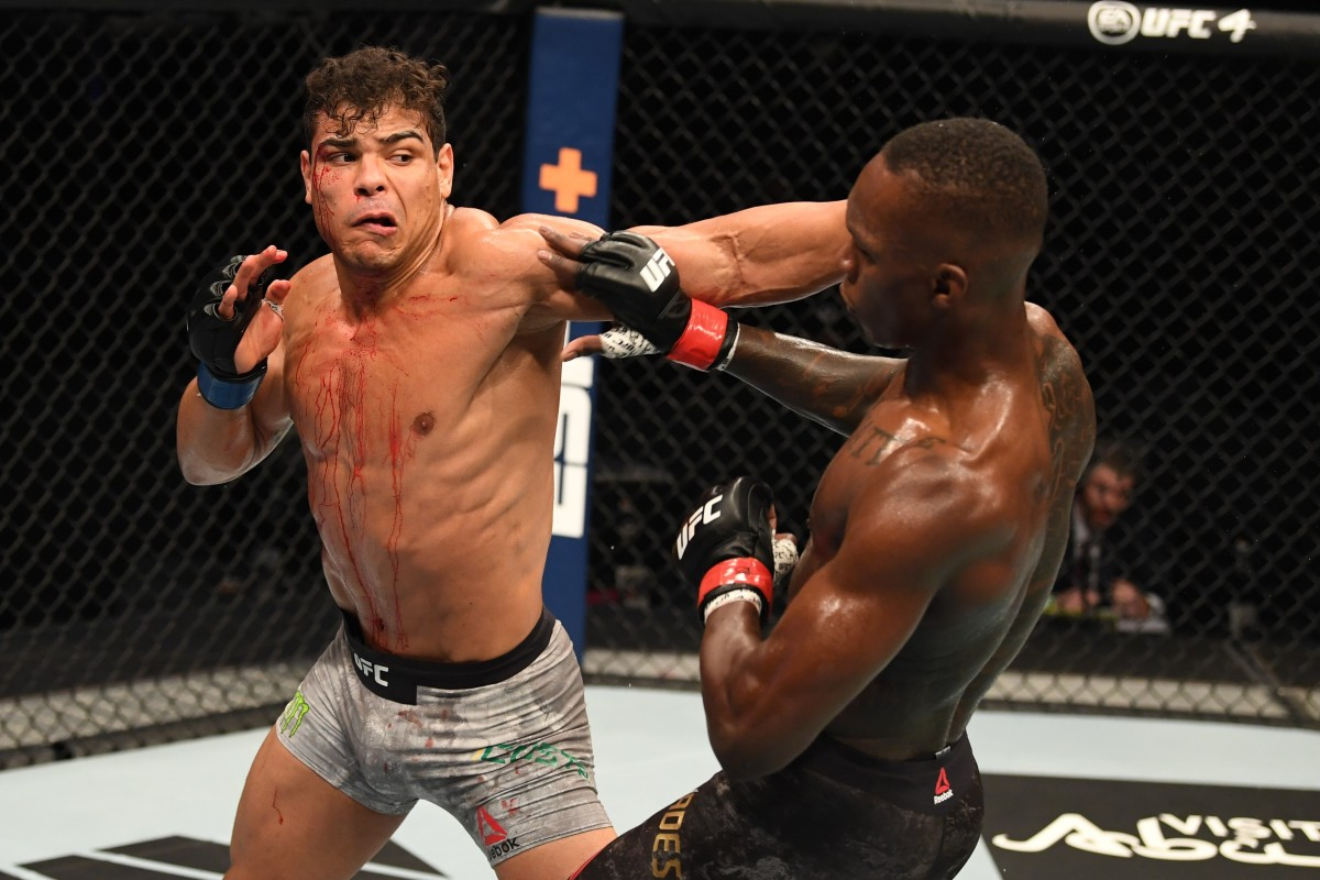 UFC 253: Israel Adesanya consigns the 'EA curse' with historic ...