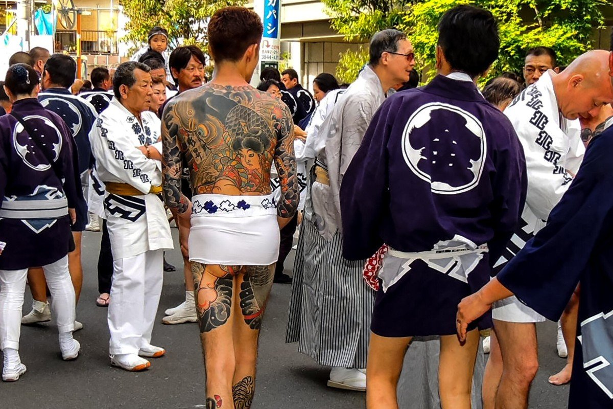 Why Tattoos Are Still Frowned Upon In East Asia Even As Young People Embrace Them South China Morning Post