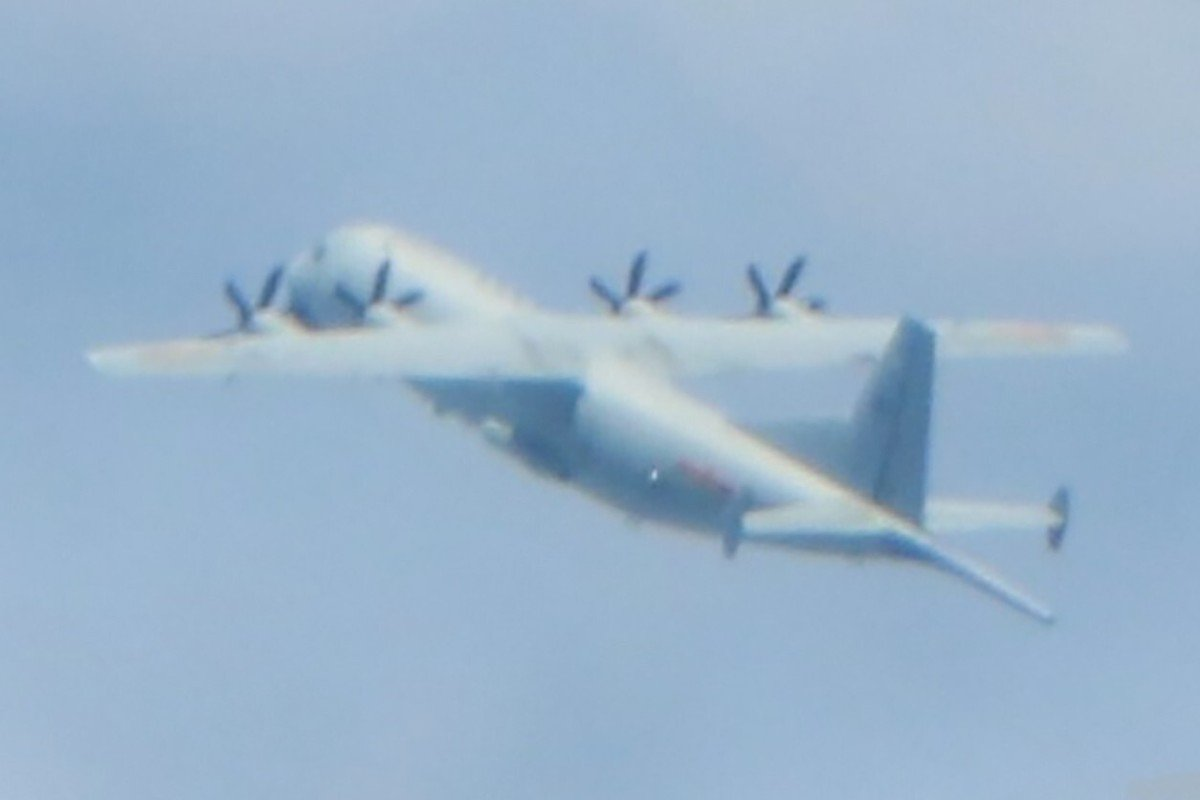 Chinese warplanes have been frequently spotted close to Taiwan in recent weeks. Photo: Military News Agency