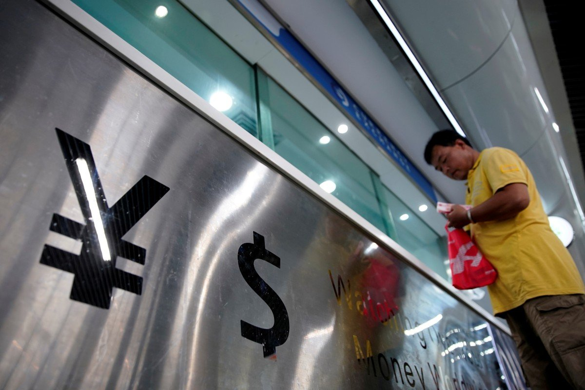 China has long tried to undermine the US dollar's dominant role in the international monetary system, despite the fact that the bulk of its reserves are in dollar-denominated assets. Photo: Reuters