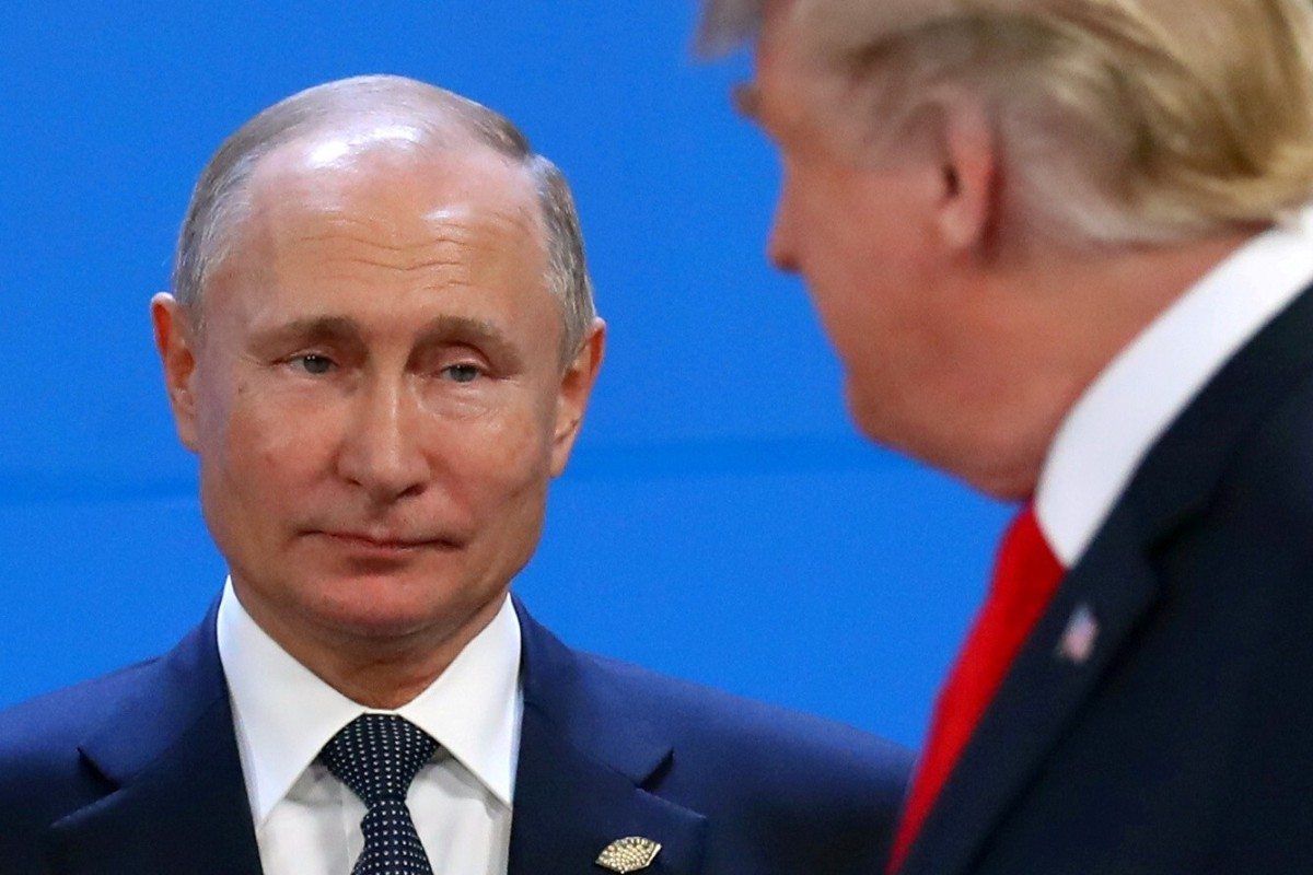 Us Election 2020 Russia S Putin Rejects Trump S Criticism Of Biden Family Business South China Morning Post